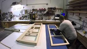 Face Frame Kitchen Cabinets How We Build Our Cabinet Face Frames Youtube