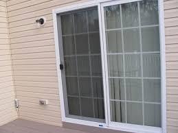 Patio Door Closer Self Closing Automatic Sliding Patio Door Screen