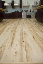 eye catching wide plank floors for commercial spaces