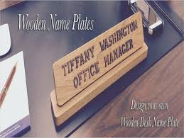 unique name plates what you about name plates for office desk and what