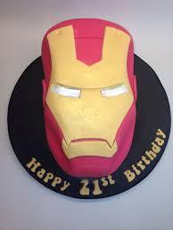 iron man cake google search birthday cakes pinterest iron