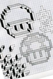 graft paper art it s just like mario 3 only with less game and graph paper fun by utahdude deviantart com on deviantart