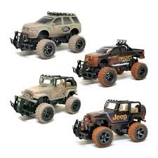 bright rc jeep wrangler bright mud slinger ford f 150 and jeep wrangler rc assortment