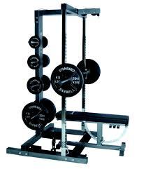 space saver advanced gym ironmaster