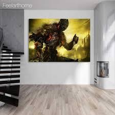 aliexpress com buy 1 panel free shipping dark souls game print