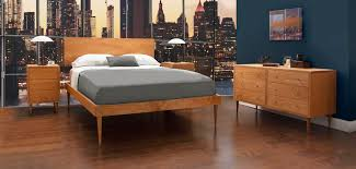 Wood Furniture Design For Bed Room Modern Wood Furniture Vermont Woods Studios