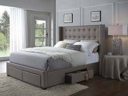 to make wingback headboard laluz nyc home design