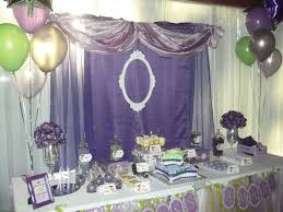 lavender baby shower decorations princess baby shower party ideas photo 2 of 42 catch my party
