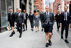 is thom browne the most underestimated designer in new york the