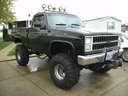 Classic Chevy Trucks Lifted - chevrolet silverado lifted 4x4 image 278