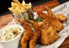 seafood shack mojito bar at ti las vegas fresh seafood on the