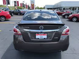 nissan altima 2015 cargo net used certified one owner 2015 nissan altima 2 5 s elgin il