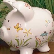 engraved piggy banks decorated piggy bank glass crafts tutorials s and how