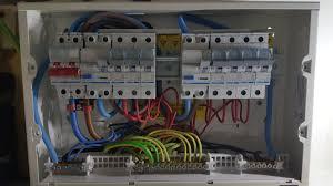 garage consumer unit wiring diagram sample project schedule gantt