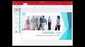 open files from the cloud in powerpoint for ipad youtube