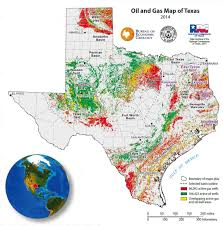 Permian Basin Map The State Of Play