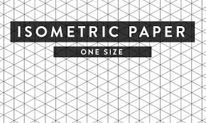 printable isometric paper a4 printable paper isometric notebook ruled dotgrid and more