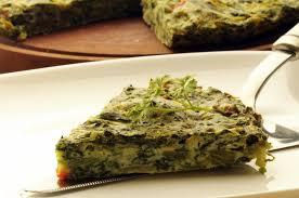 cuisiner le pissenlit recette omelette aux pissenlits