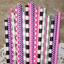 paper straws rock paper straws mixed pack