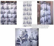 Nautical Shower Curtains Ikea Nautical Shower Curtains Ebay