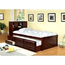 bookcase full daybed with bookcase and trundle daybed with