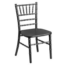 black chiavari chairs black kids chiavari chair balloon party rental