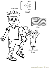 sweet design around the world coloring pages children around the