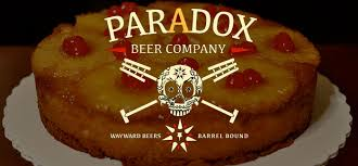paradox beer company pineapple upside down sour