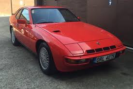 turbo porsche red 1982 porsche 924 turbo mk2 being auctioned at barons auctions