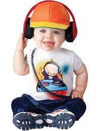 infant boy costumes incharacter baby boy s beats dj costume clothing