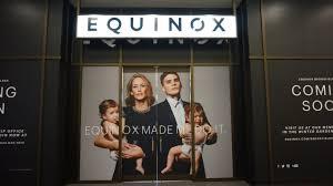 survey the new equinox gym batterypark tv we inform