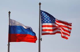 Flags Of The United States America And Russia Back To Basics The National Interest