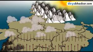 India Satellite Map by Gujarat Monsoon Satellite Image Gujarat Monsoon Map Gujarat