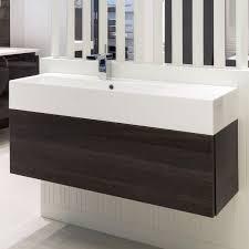 bauhaus elite vanity unit with basin uk bathrooms