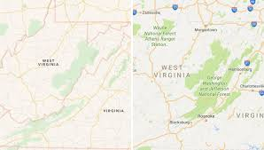 File Washington Wv Region Map by Where Did National Forests Go Green Spaces Disappear From Google