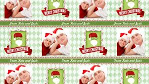 custom christmas wrapping paper digiwrap custom christmas wrapping paper