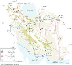 Silk Road Map Iranian Historical Photographs Gallery Map Iran Of With Historical