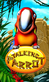 talking android talking parrot free free app android freeware