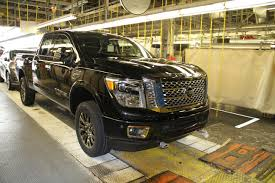 nissan titan xd platinum reserve for sale the motoring world usa all new nissan titan xd full sized pick