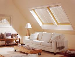 Modern Living Room Roof Design Bedroom Fascinating Orange Attic Ideas With Slooping Roof Design