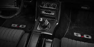Fox Body Black Interior Fox Body Floor Mats U2013 Gurus Floor