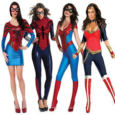 Spider Woman Halloween Costumes 2017 Halloween Costumes Cosplay Costume Superwoman Night