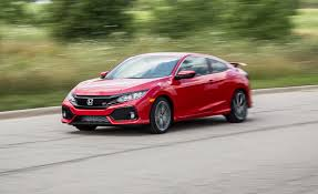 2017 honda civic si in depth model review car and driver