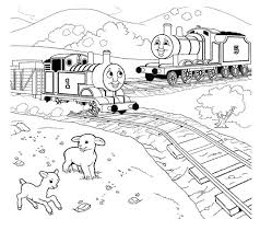 thomas friends coloring pages kids coloring pages