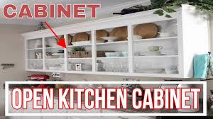 open kitchen cabinets top 25 open kitchen cabinet designs ideas 2019 hd
