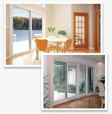 Patio Doors With Windows That Open Sliding Patio Doors Paramount Windows