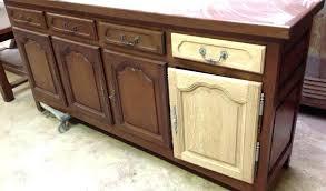 meuble haut cuisine bois meuble cuisine bois massif coffeedential co