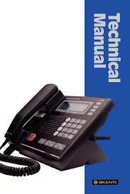 skanti tpr 1250 technical manual documents