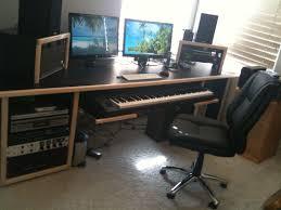 Music Studio Desks by Awesome Kk Audio Md 2 Desk W Vr6 Racks Music Studio