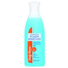 sally hansen acetone free nail polish remover at wilko com